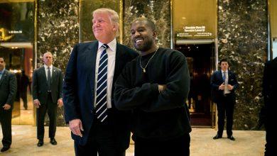 "Photo of Kanye West Pathways with Trump Calls Coronavirus Vaccine ""The Mark Of The Beast"""