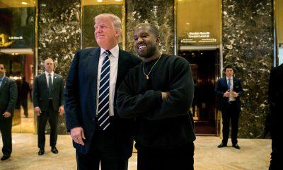 """Kanye West Calls Coronavirus Vaccine """"The Mark Of The Beast"""""""