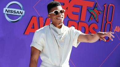 """Photo of """"Empire"""" Star Bryshere Gray A.K.A Hakeem Lyon Arrested On Domestic Violence Charges"""
