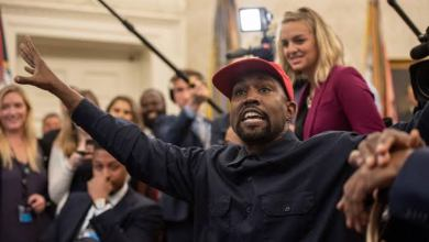 Photo of Kanye West Trolled By Celebrities After Presidential Bid Announcement