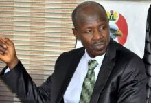 Photo of EFCC Acting Chairman Ibrahim Magu Arrested by DSS: Reports