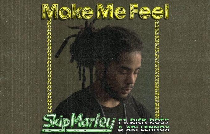 Skip Marley 'Make Me Feel'