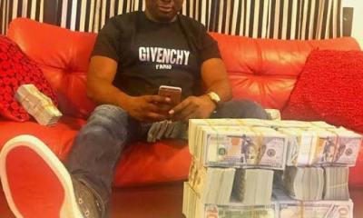 Mompha reportedly rearrested by EFCC