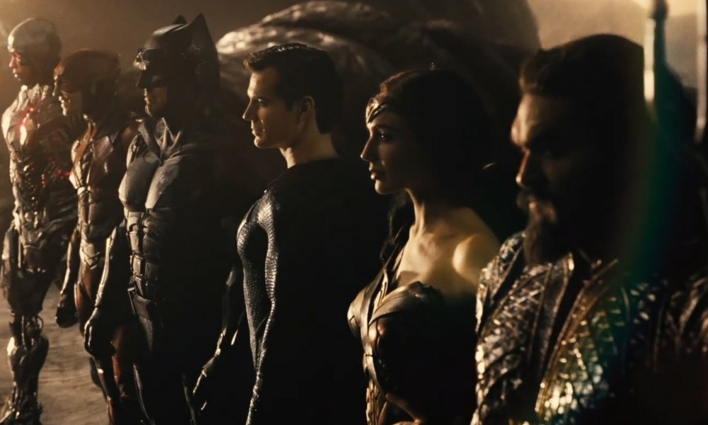New Trailer For Justice League Movie