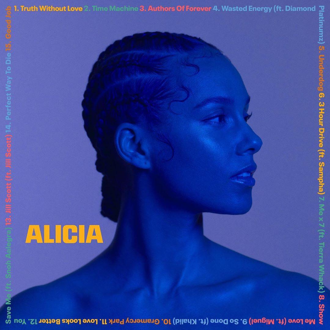 Alicia Keys 'ALICIA' Album Tracklist