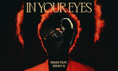 The Weeknd In Your Eyes Remix