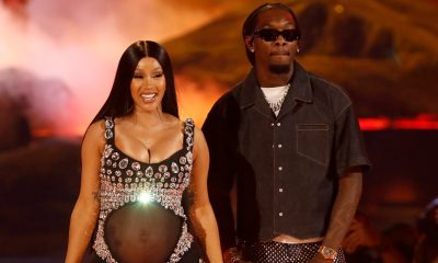 Cardi B Reveals She is Pregnant With Second Child