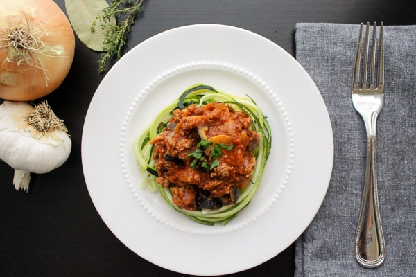Quick and Easy Meat Sauce