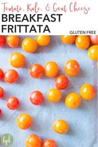 pin for gluten free breakfast frittata