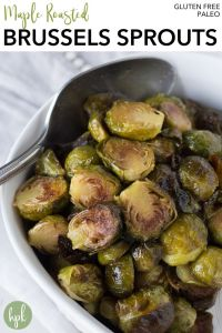 pin for roasted brussels sprouts