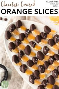pin for chocolate covered orange slices