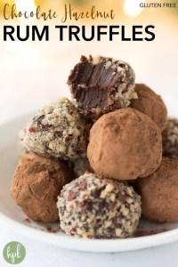 pin for christmas run truffles