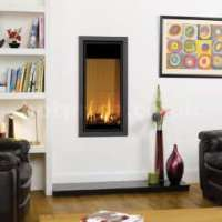 Gazco Studio 22 Profil Wall Mounted Balanced Flue Gas Fire