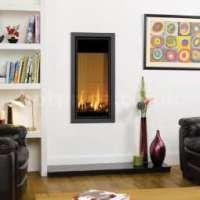 Gazco Studio 22 Profil Wall Mounted Balanced Flue Gas Fire ...