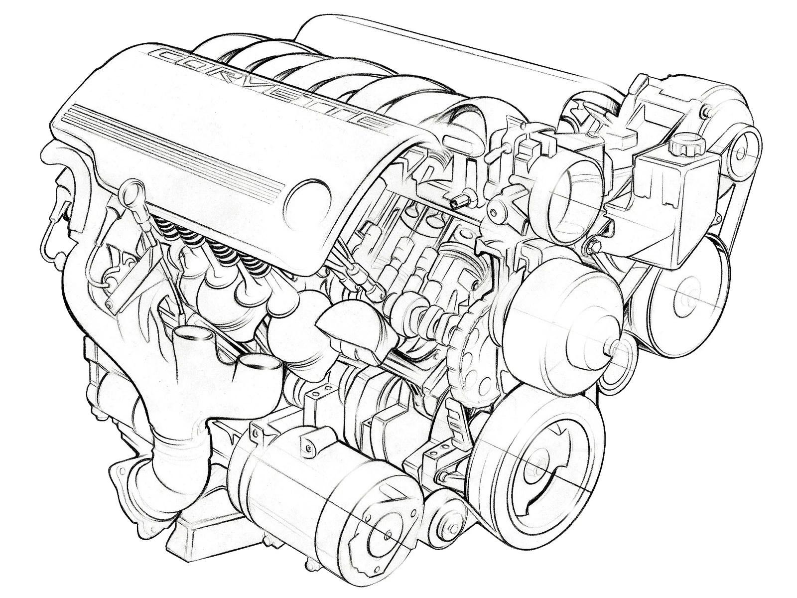 Gm E Rod Crate Engine