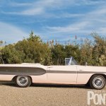 1958 Pontiac Chieftain Convertible The Other Woman