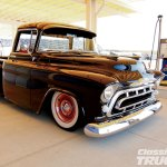 1957 Chevy 3100 Stepside The Night Owl