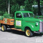 1940 Chevrolet Flatbed Custom Classic Trucks Magazine