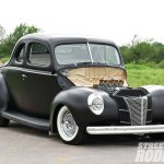 1940 Ford Deluxe Coupe Pagan Gold