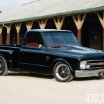 1967 Chevrolet Truck One Solid Stepside