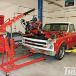 How To Drop An Ls Engine In A 67 72 Chevy