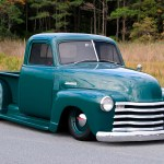 Al Ritter S Wicked Cool 1952 Chevy 3100