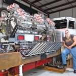 3 400 Hp Supercharged Dual Engine Peterbilt Behind The Build Of Thor
