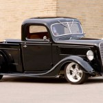 400 1937 Ford Ranch Truck Moves From Shed To National Shows