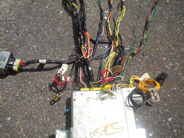 Subaru Start Wiring Diagram
