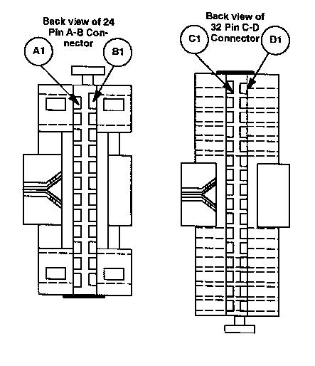 ECM Connector Identification