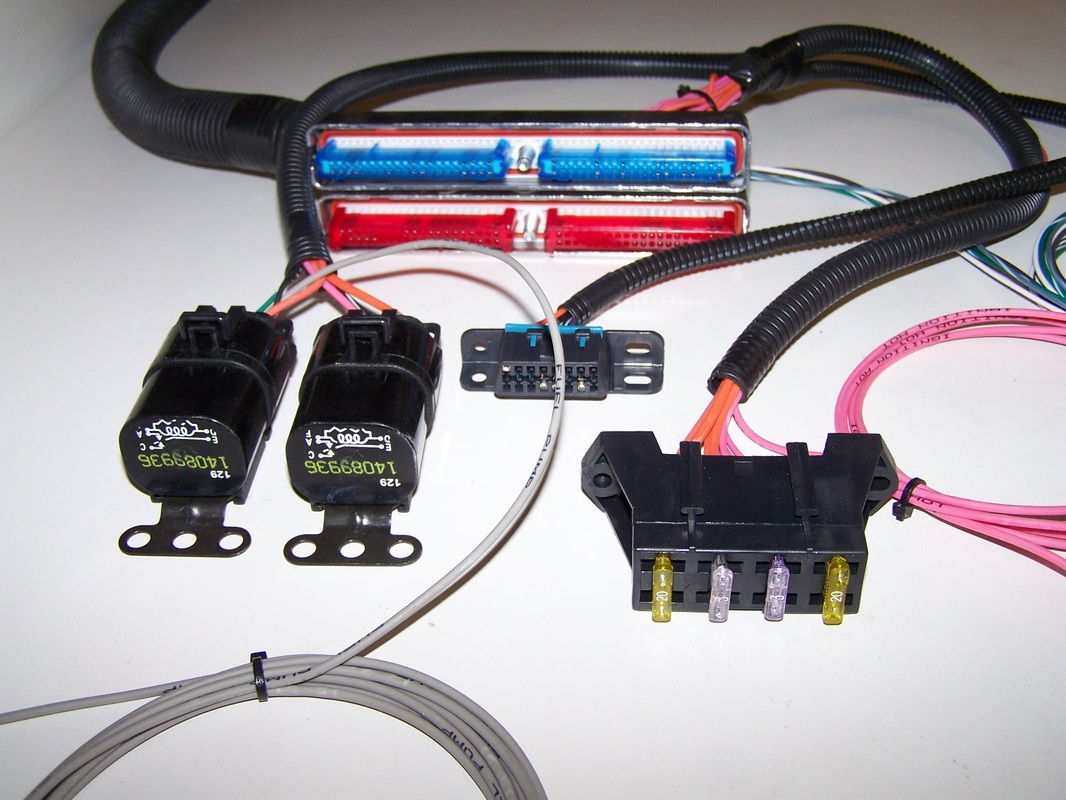 s10 ls1 wiring harness