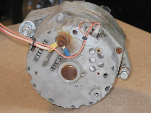 small resolution of charging systems hotrod hotline 1996 gm alternator wiring typical gm alternator wiring
