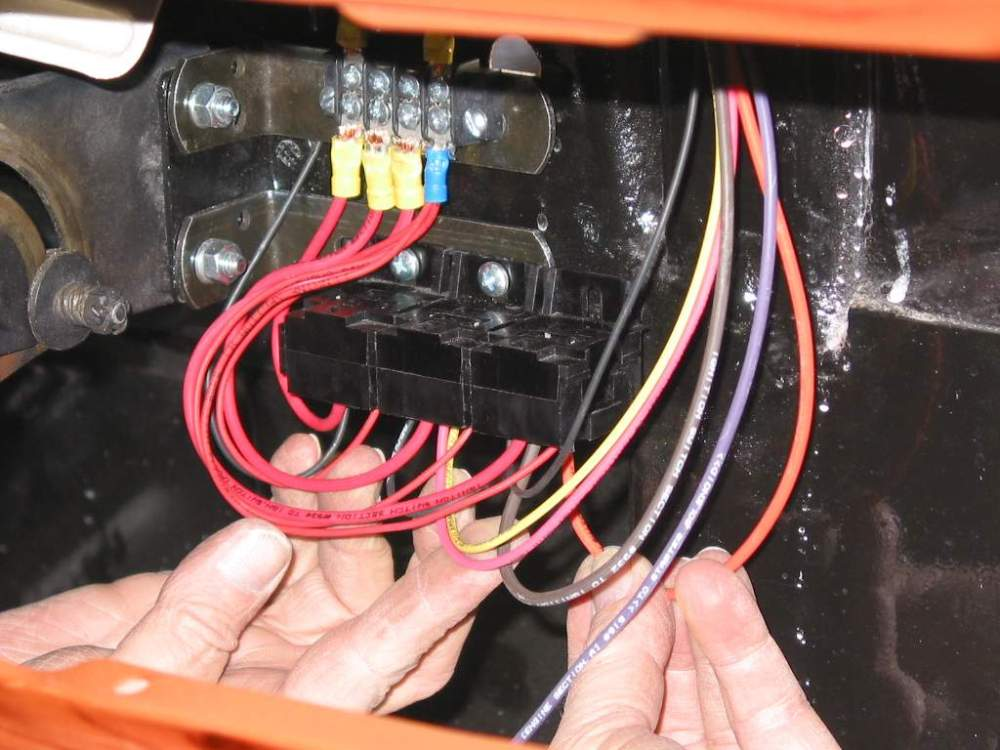 medium resolution of for powering ignition accessory and starter circuits relays are used these three relay bases are attached up under the dash and will be activated by the