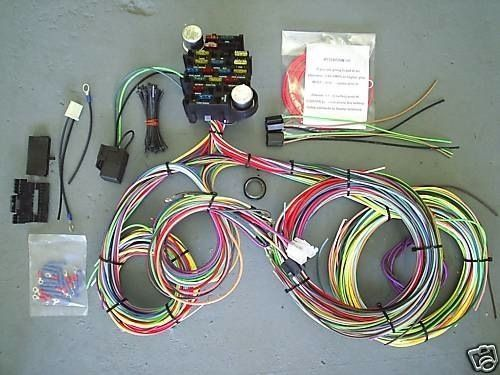 Ez Wiring Harness Kit
