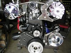 1977 C10 Alternator Wiring Diagram Eci Hot Rod Brakes And Brackets Chevrolet Inline Six