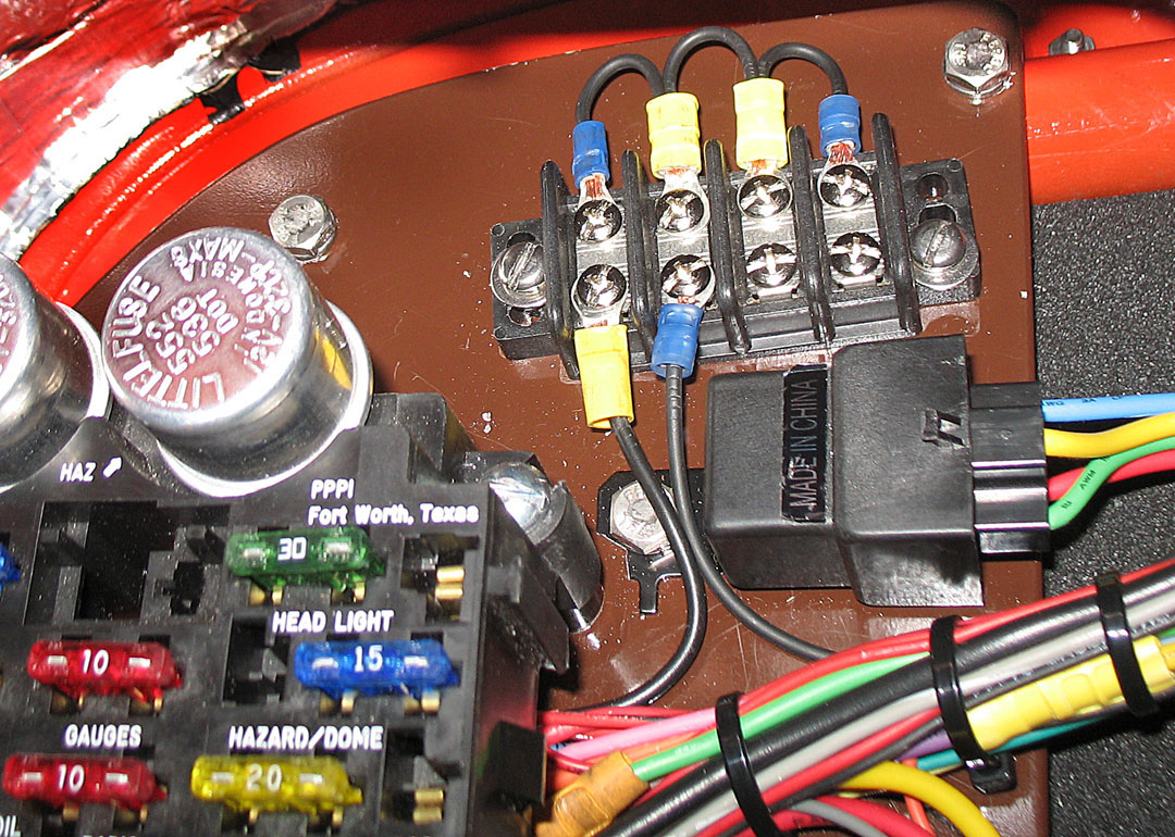 light bar wiring diagram phone outlet grounding electrical systems | hotrod hotline