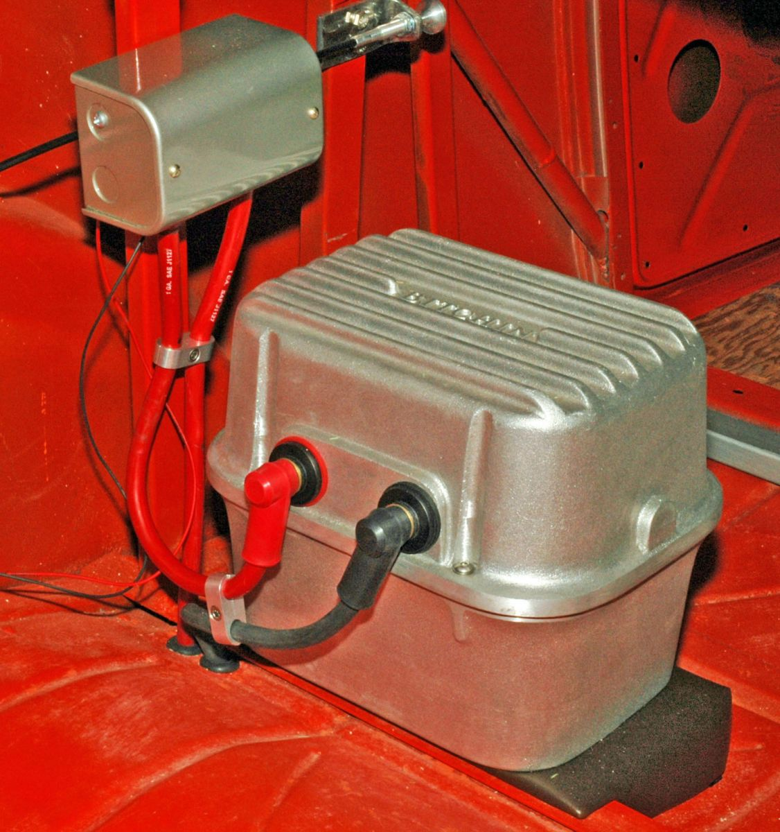battery relocation wiring diagram yamaha g29 golf cart a in the trunk get free image