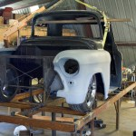 1955 Chevy Truck Frame Swap Auto Club