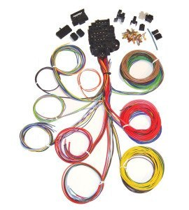 automotive wiring lance camper diagram universal harnesses hotrodwires com 12 circuit harness