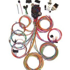Automotive Wiring 2000 Featherlite Horse Trailer Diagram Universal Harnesses Hotrodwires Com 24 Circuit Harness