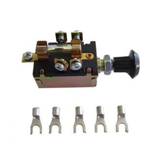 Headlight Switch Universal   Hot Rod Wires