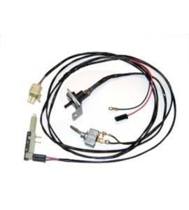 12V Wiring Harnesses for Classics, Hot Rods, & More