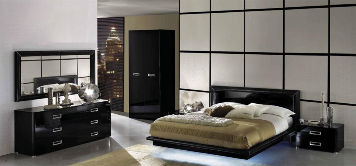 Vig Furniture 5 Pc King Bedroom Set Vgcllastar05 Hot Sectionals