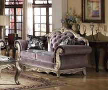 2pc Traditional Sofa Living Room Furniture Hot Sectionals
