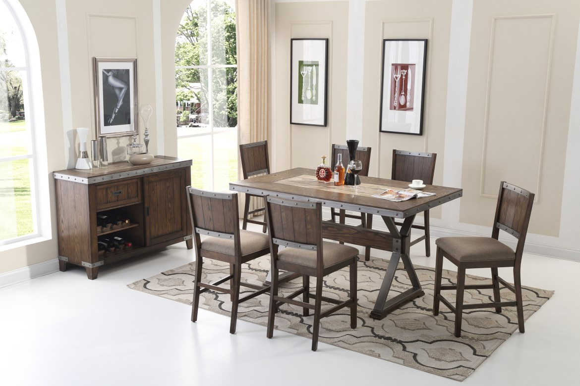 Dining Table 54 X 30 Stools 19 23 39