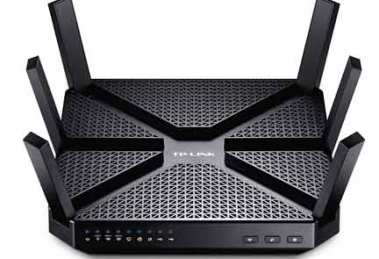 Tri-Band Gigabit Router