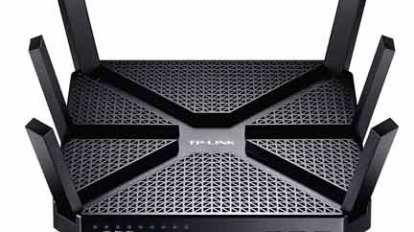 Tri-Band Gigabit Router