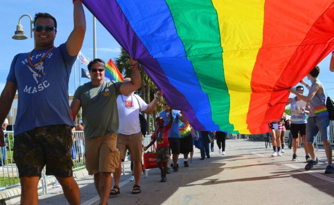 Fort Lauderdale To Host First Ever Pride Of The Americas