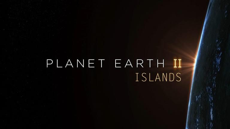 PLANET EARTH - ISLANDS