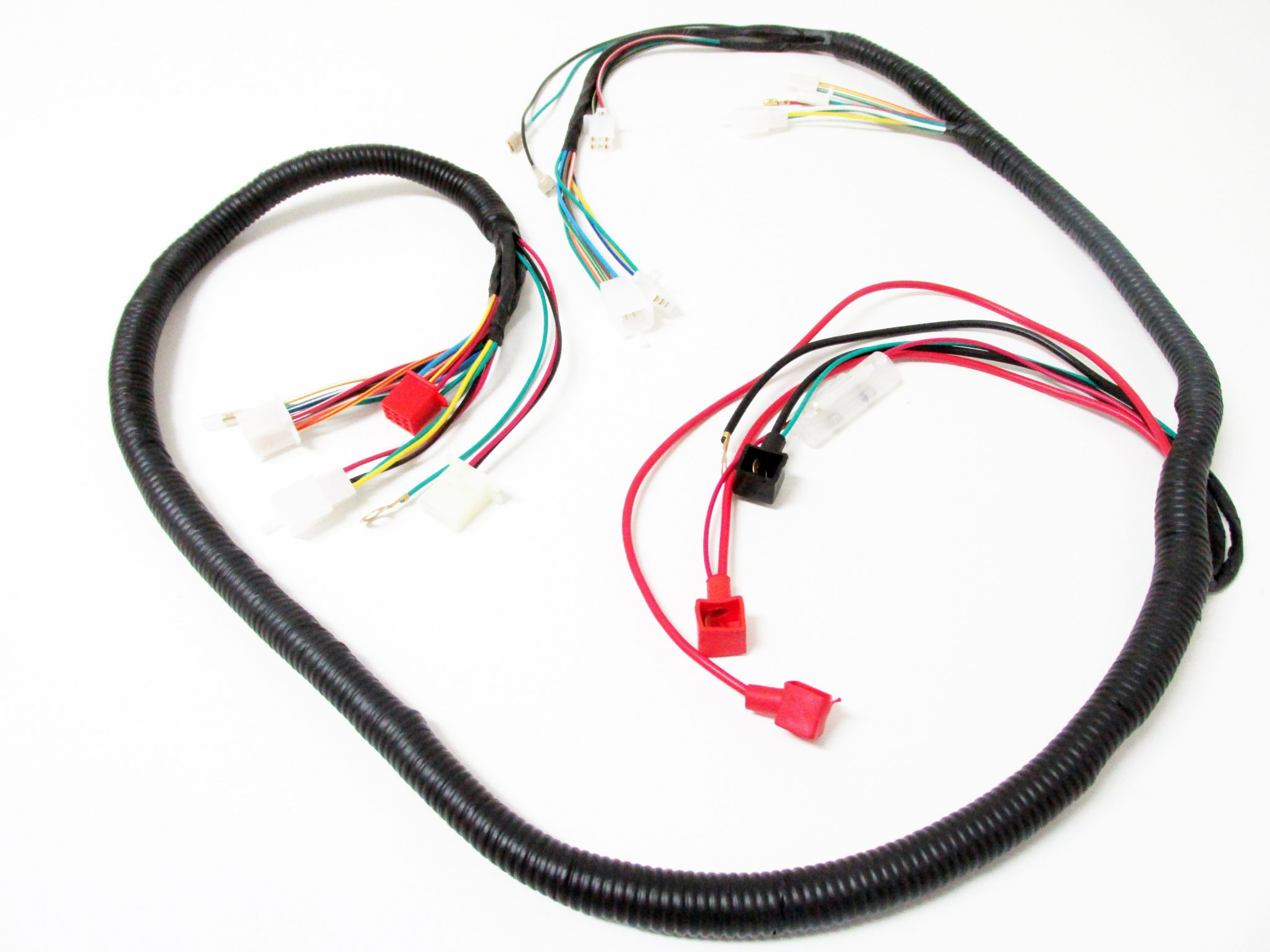 Parts 150cc Scooter Wire Harness For